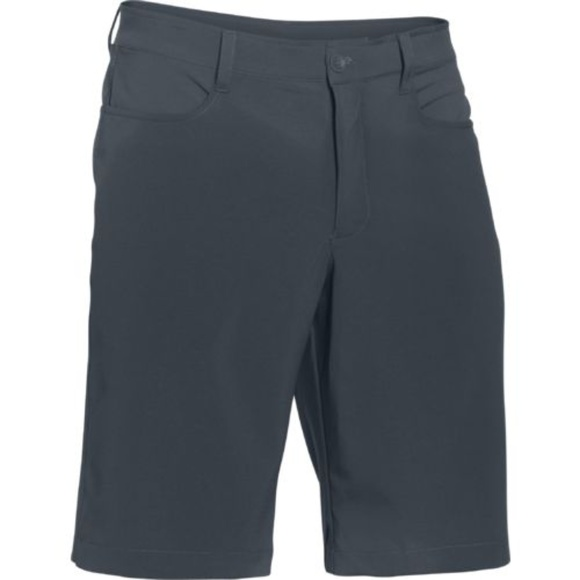 Under Armour Other - Under Armour Mens Flat Front Tech Golf Short - 10""